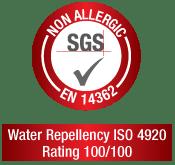 non allergic shoes nano spray